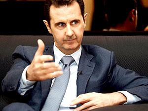 Esad: Bizim için teröristler Erdoğan'ın ordusudur
