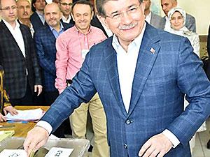 Davutoğlu: Karar milli iradenin tecellisidir
