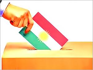 Kürdistan'da seçim tarihi belli oldu