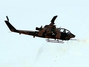 Pülümür'de düşen Helikopterdeki 12 kişi hayatını kaybetti