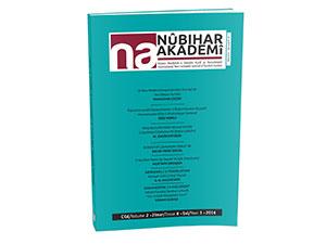 Nûbihar Akademi dergisi'nin 6. sayısı çıktı