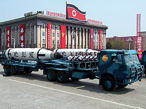 Kuzey Kore: ABD uçak gemisini vurmaya hazırız