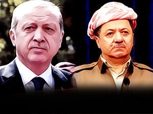 Erdoğan ve Yıldırım'dan Barzani'ye başsağlığı telefonu