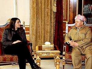 'Kürtlerin bağımsızlık talebine saygı duyuyoruz'