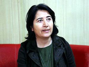 HDP'nin yeni eş genel başkanı Serpil Kemalbay