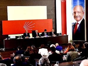 CHP, Fikri Sağlar gündemiyle olağanüstü toplandı
