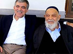 Abdullah Gül'ün babası hayatını kaybetti