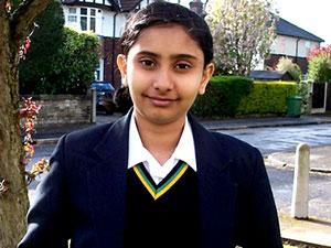 Dünyanın en zeki insanı 12 yaşındaki Pawar