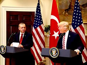 Erdoğan ve Trump'tan görüşme sonrası Twitter mesajları