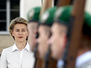 Almanya İncirlik'e alternatif üs arayışında