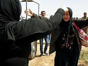 3 Ezdi kadın daha IŞİD'ten kurtarıldı