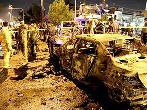 Bağdat'ta çifte bombalı saldırı: 27 ölü