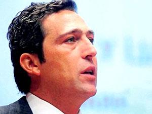 Ali Koç, Fenerbahçe başkanlığına adaylığını açıkladı