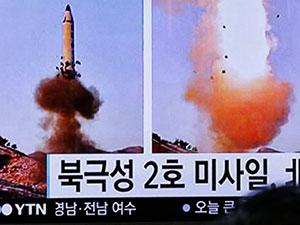 Kuzey Kore birden çok balistik füze fırlattı