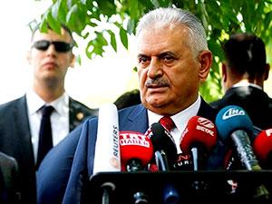 Başbakan Yıldırım, Bağdat'a gidecek