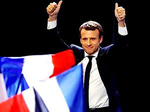 Fransa'da parlamento seçimlerini de Macron kazandı