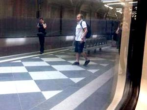 Münih'te tren istasyonunda silah sesleri