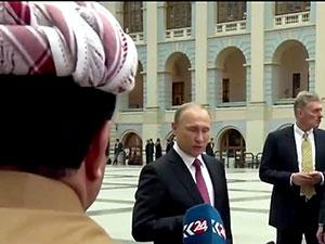 Putin: Kürdistan ile ilişkilerimizi güçlendireceğiz