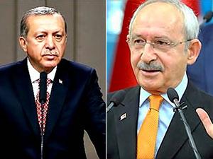 Erdoğan'dan Kılıçdaroğlu'ya suç duyurusu