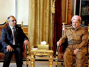 Barzani: Referandum kararından dönüş yok