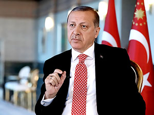 Erdoğan: 'Almanya kendine çeki düzen vermeli'