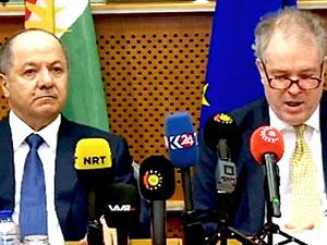 Mesud Barzani: Yüz yıl boyunca anlaşamadık