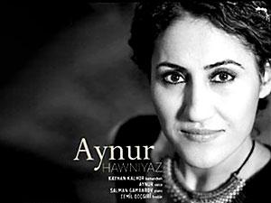 Aynur Doğan'dan yeni albüm: 'Hawnıyaz'