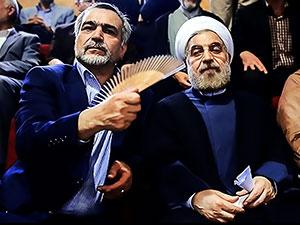 İran'da Ruhani'nin kardeşi tutuklandı