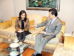 Neçirvan Barzani: Proje devam edecek