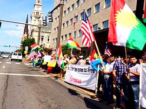 'Küçük Kürdistan'da 'evet' kampanyası