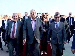 Referandum heyeti Irak Başbakanı ile görüştü