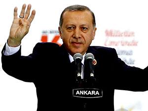 Erdoğan'dan Almanya'daki Türklere boykot çağrısı