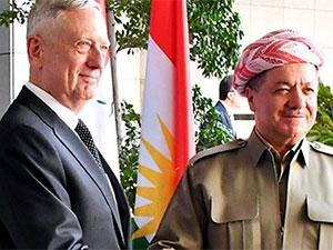 ABD 'erteleme', Barzani 'garanti' istedi