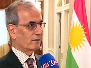 Kerkük Valisi: Son durumu Başkan Barzani'ye aktardım