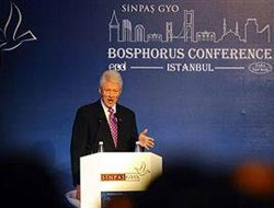 Clinton: Türkiye 21'inci yüzyıla damgasını vurdu