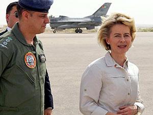 Almanya, Ürdün'den askerleri için dokunulmazlık istedi