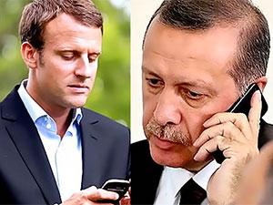 Macron'dan Erdoğan'a: Fransız gazeteciyi serbest bırakın