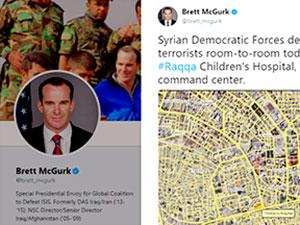 IŞİD'in Rakka'daki komuta merkezi ele geçirildi