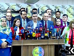 Kerkük İl Meclisi bağımsızlık referandumuna katılma kararı aldı