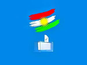 Kürdistan seçimlerine dair ilk anket