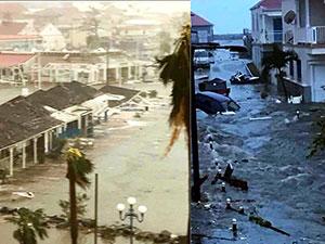 Irma Kasırgası: 'Barbuda Adası'nın yüzde 95'i zarara uğradı'