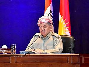 Mesud Barzani açıklama yapacak