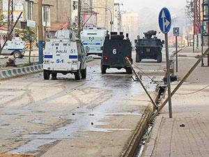 Hakkari Şemdinli'de sokağa çıkma yasağı