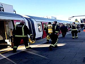 Londra metrosundaki saldırıyı IŞİD üstlendi