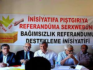 Referandumu İnisiyatifi'nin toplantısına OHAL yasağı