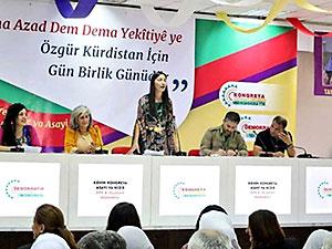 DTK kongresine 'örgüt propagandası' soruşturması