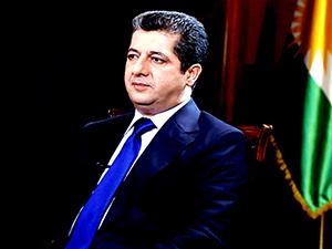 Mesrur Barzani bugün Ankara'yı ziyaret ediyor