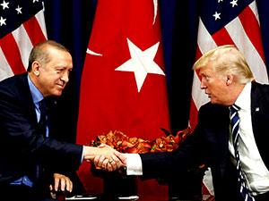 Erdoğan-Trump görüşmesinde gündem: Bağımsızlık referandumu