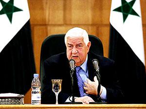 Suriye Dışişleri Bakanı: 'Türkiye ile çatışma istemiyoruz'
