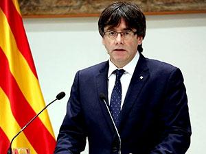 Puigdemont: Sonuçlar bize bağımsızlık yetkisi veriyor
